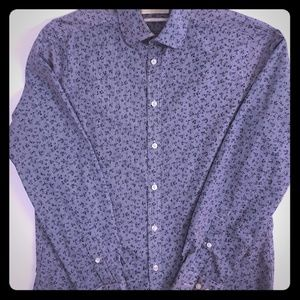 Michael Kors slim fit shirt SIZE 15.5 (34/35)